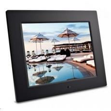 "Braun LCD fotorám DigiFRAME 1080  (10"", 1024x768px, 4:3 LED, černý)"