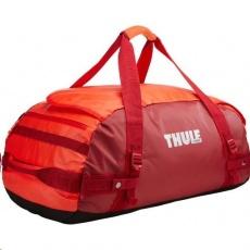 THULE cestovní taška Chasm, 70 l, oranžovo-červená