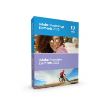 Adobe Photoshop & Adobe Premiere Elements 2022 MP ENG UPG GOV Lic 1+