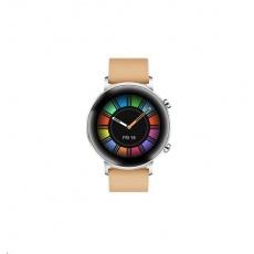 Huawei Watch GT 2, 42 mm, béžová