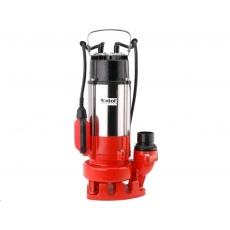 Extol Premium čerpadlo ponorné kalové, 750W, 18000l/hod=300l/min 8895001