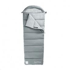 Naturehike pratelný spacák M300 bavlněný 1500g - šedý