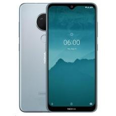 Nokia 6.2, Dual SIM, 4GB/64GB, stříbrná