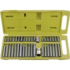 Extol Craft hroty IMBUS-TORX-XZN, sada 40ks, hroty 10x30 , a 10x75mm 6640 chybí poznámka 2.