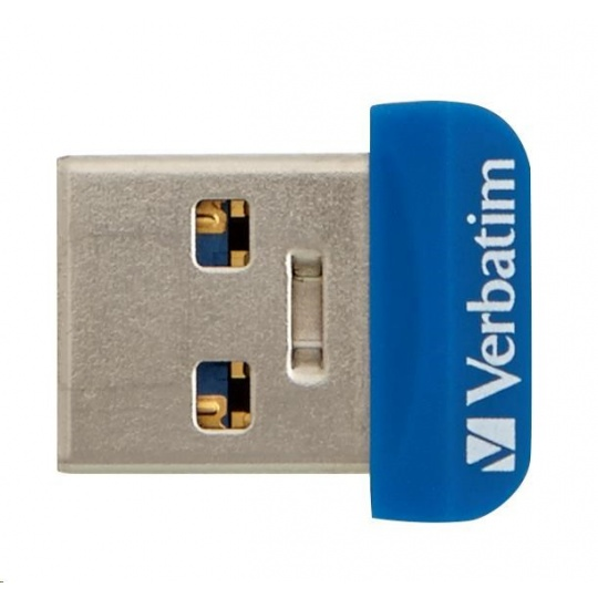 VERBATIM Flash Disk 64GB Store 'n' Stay Nano, USB 3.0