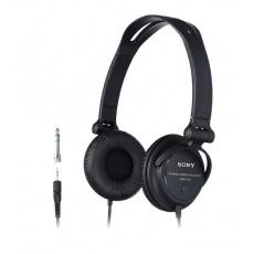 SONY stereo sluchátka MDR-V150, černá