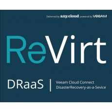 ReVirt DRaaS | Storage (100GB/12M)