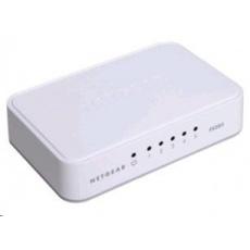 Netgear FS205 Switch 5 portů 10/100