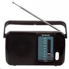 Orava T-111 A rádio