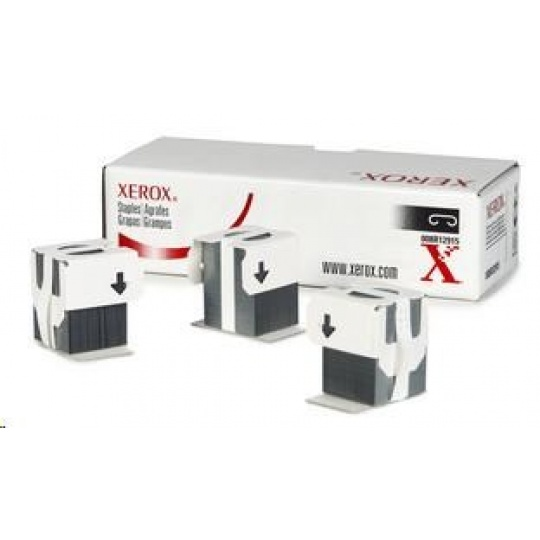 Xerox  Staple refills for Office Finisher (3 x 5K) (Pinehurst/7228/M24/WC 75xx )
