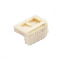 SMARTKEEPER Mini Mini DisplayPort Lock 4 - 1x klíč + 4x záslepka, béžová