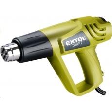 Extol Craft pistole horkovzdušná, 2000W 411023