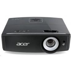 ACER Projektor P6500,DLP 3D,FHD(1920x1080),5000 ANSI,20 000:1,HDMI(MHL),internal HDMI,RJ45,audio in/out,živ. lampy 3000h