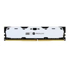 DIMM DDR4 8GB 2400MHz CL15 GOODRAM IRDM WHITE