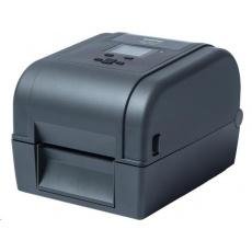 BROTHER tiskárna štítků TD-4650TNWB (tisk štítků, 203 dpi, max šířka štítků 112 mm) USB,LAN,WiFi,Bluetooth,RS-232C