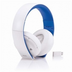 SONY PS4 Wireless Stereo Headset 2 . 0 - White