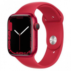 Apple Watch Series 7 Cell, 45mm (P)RED/(P)RED SportBand