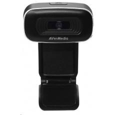AVERMEDIA HD Webcam 310X, Full HD 1080p, with build-in microphone