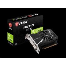MSI VGA NVIDIA GT 1030 AERO ITX 2GD4 OC, 2GB, DDR4
