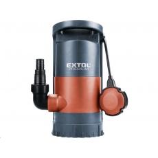 Extol Premium čerpadlo na znečištěnou vodu 3v1, 900W, 13000l/h 8895013