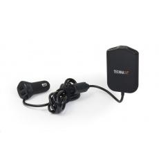 Technaxx rodinná nabíječka do auta 4x USB (4x max. 2,4A)