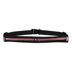"""Aligator sportovní pouzdro Fit Slim Belt Double pro zařízení max. 5,5"""", červená"""