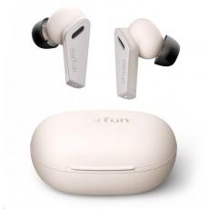 EARFUN bezdrátová sluchátka Air Pro TW302W, bílá