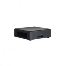 INTEL NUC Kit NUC11TNKi7, i7 Core 1165G7/DDR4/USB3.2/LAN/Wi-Fi/Iris/M.2 (Tiger Canyon)