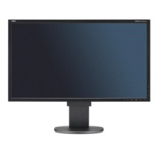 "NEC MT 22"" LCD MuSy EA223WM B W LED -TN,1680x1050/60Hz,5ms ,1000:1,250cd,DVI-D+DP+VGA,audio,USB (1+4)"