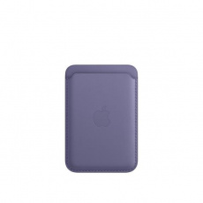 APPLE iPhone Leather Wallet with MagSafe - Wisteria