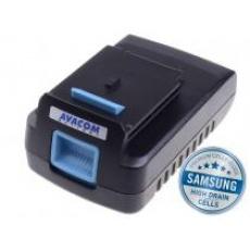 AVACOM baterie pro BLACK & DECKER A1518L Li-Ion 18V 2000mAh, články SAMSUNG