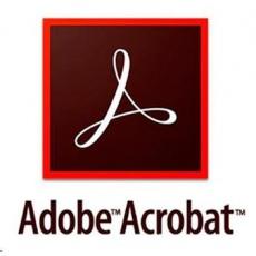 Acrobat Pro DC MP Multi Euro Lang TM LIC SUB RNW 1 User Lvl 2 10-49 Month GOV