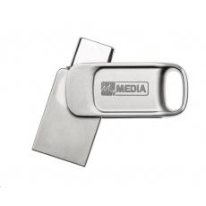 My MEDIA Flash Disk Dual 64GB USB 2.0