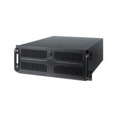 CHIEFTEC skříň Rackmount 4U ATX/EATX, UNC-411E-B-OP, Black, bez zdroje