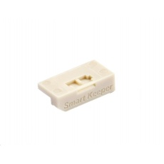 SMARTKEEPER Mini DisplayPort Lock 10 - 10x záslepka, béžová