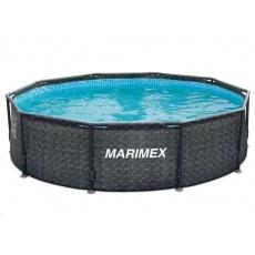 Marimex bazén Florida 3,66 x 1,22 m RATAN
