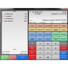 Pokladní software Conto Mini