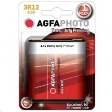 AgfaPhoto zinková baterie 4,5V, blistr 1ks