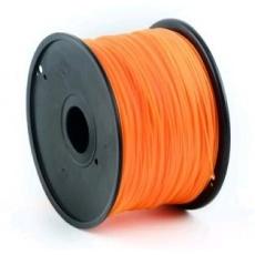 GEMBIRD Tisková struna (filament) PLA, 1,75mm, 1kg, oranžová