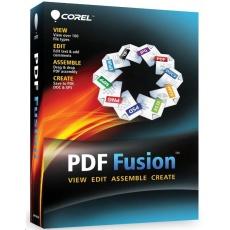 Corel PDF Fusion 1 Lic ML (351-500) ESD