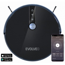 EVOLVEO RoboTrex H9, robotický vysavač 2v1