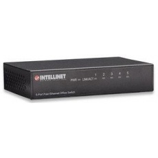 Intellinet Switch 5 Port 10/100, kov