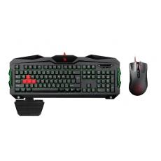 A4tech Bloody B2100 herní set klávesnice s myši, USB, CZ