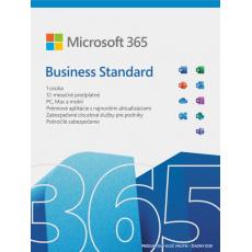 Microsoft 365 Business Standard SK (1rok)