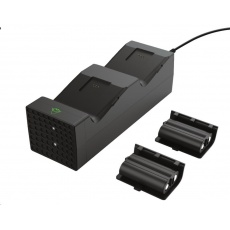 TRUST nabíjecí stanice GXT 250 Duo Charging Dock for Xbox Series X / S