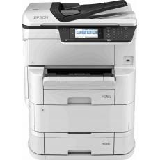 EPSON tiskárna ink WorkForce Pro WF-C878RDTWF ,( 4v1, A4, 34ppm, Ethernet, WiFi (Direct))