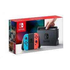 Nintendo Switch Neon Red&Blue Joy-Con (EU distribuce)