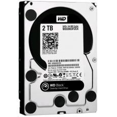 WD BLACK WD2003FZEX 2TB SATAIII/600 64MB cache 7200 ot.