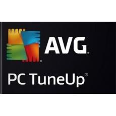 _Nová Licence AVG PC TuneUp ZAKL. EDICE 10 lic. (12 měs.) SN Email ESD