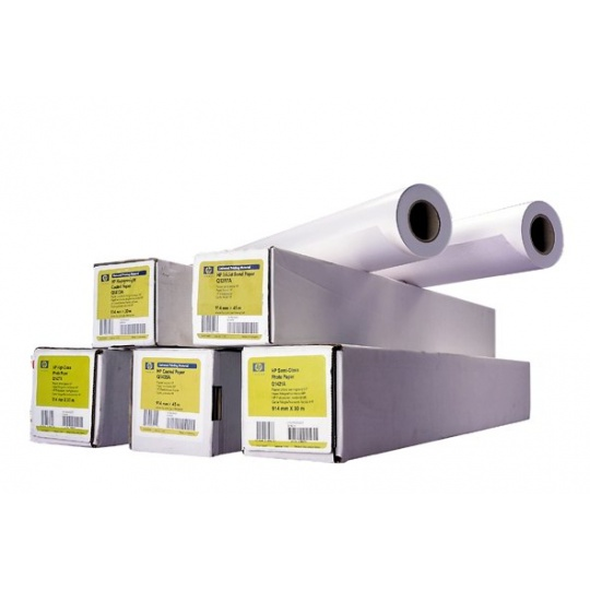 HP Universal Bond Paper-914 mm x 45.7 m (36 in x 150 ft),  4.2 mil,  80 g/m2. 150 ft, Q1397A